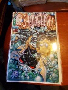 The New Shadowhawk #4 (1995)