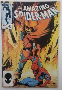 Amazing Spider-Man 261 ? HOBGOBLIN APPEARANCE ? Marvel 1985 ?