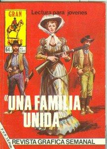 Gran Oeste numero 479: Una familia unida