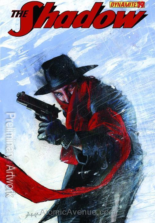Shadow, The (5th Series) #19A VF/NM; Dynamite | save on shipping - details insid