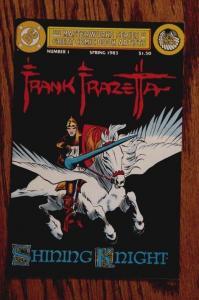 FRANK FRAZETTA MASTERWORKS #1-D.C.-L@@k! VF