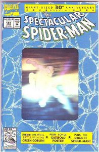 Spider-Man, Peter Parker Spectacular #189 (Sep-92) NM/NM- High-Grade Spider-Man