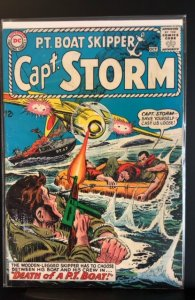 Capt. Storm #3 (1964)