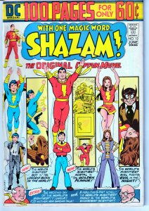 SHAZAM(vol. 1) # 12 The Original 100PG Spectacular