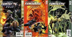 ULTIMATE FANTASTIC FOUR (2004-2009) 30-32  Frightful COMICS BOOK
