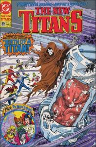 DC THE NEW TITANS #85 VF/NM