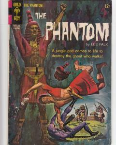 Phantom, The #10 (Feb-65) FN+ Mid-High-Grade The Phantom