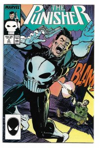 The Punisher #4 (1987) VF