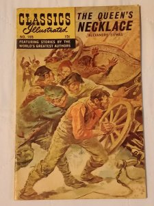 Classics Illustrated #165 (1962) EA2