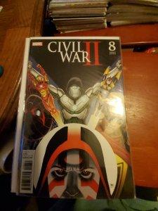Civil War II #8 (2017)