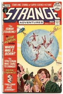 Strange Adventures #236 1972- Adam Strange- FN