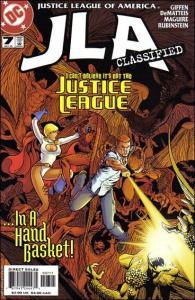 DC JLA: CLASSIFIED #7 VF/NM