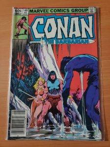 Conan the Barbarian #149 (1983)
