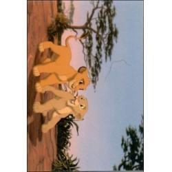 1994 Skybox The Lion King TOWARD THE ELEPHANT GRAVEYARD #14