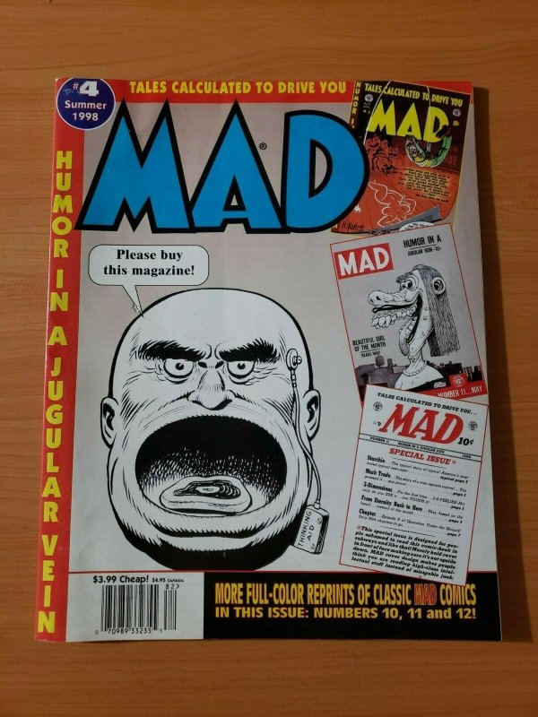 Mad Magazine Summer Special #4 ~ NEAR MINT NM ~ 1998