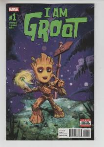 I AM GROOT (2017 MARVEL) #1-