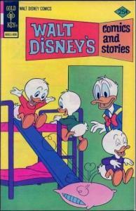 Gold Key WALT DISNEY'S COMICS AND STORIES (1940 Series) #429 FR