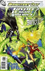 Justice League of America (2006 series) #46, NM + (Stock photo)
