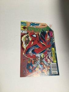 Spider-Man 16 Nm Near Mint Newsstand Edition Marvel Comics
