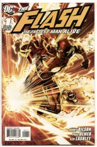 Flash: The Fastest Man Alive #1 2006- 1st Bart Allen as Flash VF/NM