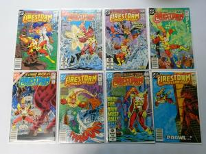 Firestorm Comic Lot From:#2-97 + Annual #1-3,5, 65 Different 8.0/VF (1982-1990)