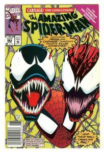 Amazing Spiderman 363   Venom & Carnage