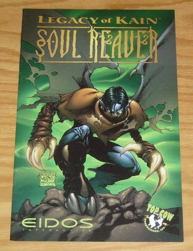 Legacy of Kain: Soul Reaver #1 VF/NM top cow eidos interactive video game comic