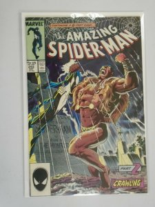 Amazing Spider-Man #293 Direct edition 6.0 FN (1987 1st Series)