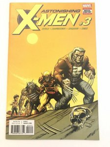 Astonishing X-Men #3 Soule, McGuinness, Morales, Keith NM