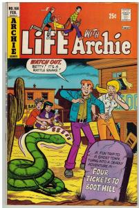 LIFE WITH ARCHIE (1958-    ) 166 FN Feb. 1976