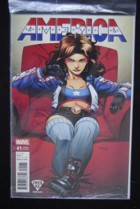 America 1, Fried Pie Variant Issue