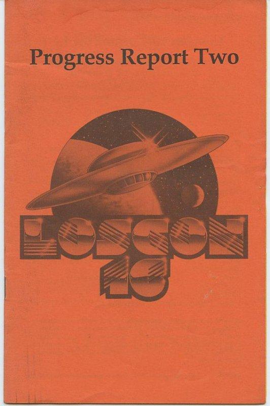 LOSCON 16 Progress Report Two (1989) The last continuous LosCon held California