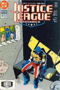 Justice League (1987 series) #49, VF- (Stock photo)