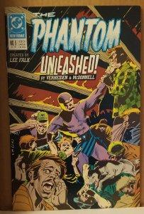 The Phantom #5 (1989)
