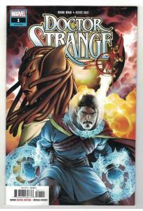 DOCTOR STRANGE #1, VF/NM, Mark Waid, Jesus Saiz, 2018, more Marvel in store