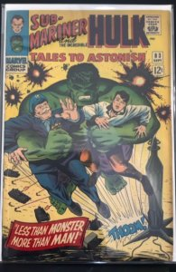 Tales to Astonish #83 (1966)