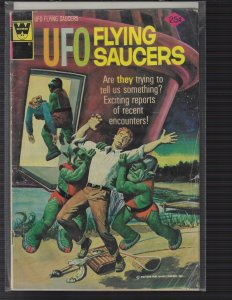 UFO & Outer Space #4 (Gold Key, 1974)