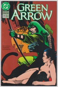 Green Arrow #72 (VF-NM)