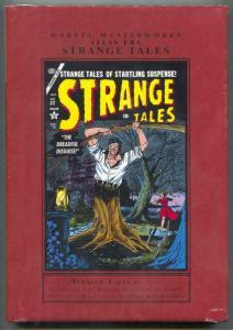Marvel Masterworks Atlas Era Strange Tales #31-39 hardcover