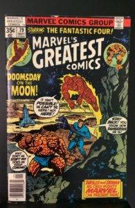 Marvel's Greatest Comics #79 (1978)