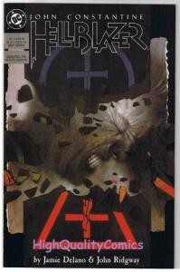 HELLBLAZER 6, VF/NM, John Constantine, Vertigo, Jamie Delano, 1988,more in store