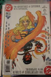 Adventures of Superman 582 NM/MT