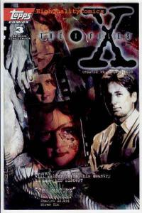 X-FILES #3, NM, Dana Scully, 1st,  Fox Mulder, Carter, 1995, more XF in store