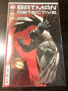 Batman the Detective #1 (of 6) NM