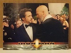 2008 Iron Man Movie Trading Card #37