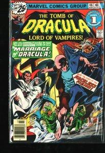Tomb of Dracula #46 (1976)