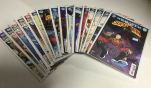 New Superman 7-17 19-23 Nm Near Mint DC Comics