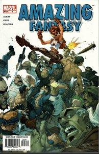 Amazing Fantasy #3- VF/NM - (2004 Marvel)