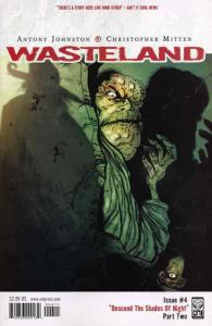 Wasteland (Oni) #4 VF/NM; Oni   save on shipping - details inside