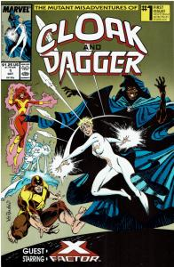 Cloak and Dagger #1, VF/NM (1988 3rd Series)